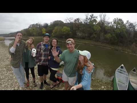 20 miles on the Brazos River