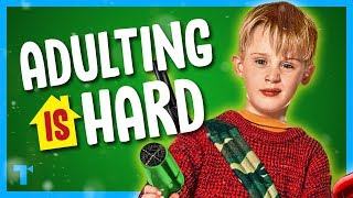 Home Alone's Secret Meaning: Adulting is Hard