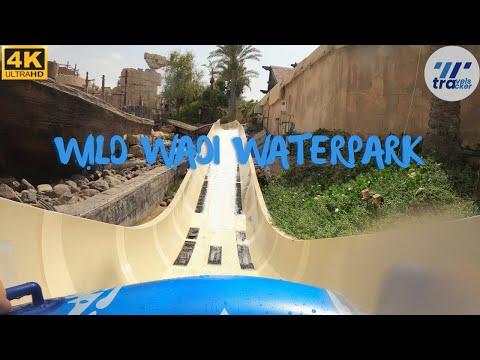 Wild Wadi Waterpark – Dubai 2021 – 4K