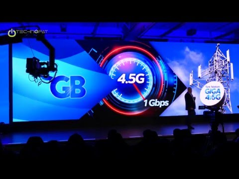 Türk Telekom 4.5G Launch Event