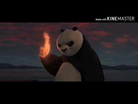Kung-Fu Panda 2 Final Battle -  Versi Jalanku Masih Panjang