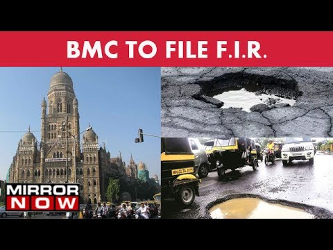 MIRROR NOW IMPACT : BMC set to file FIRs against 6 contractors  - The News