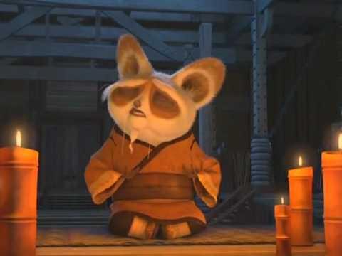 Kung fu panda shifu pace interiore youtube - Kung fu panda shifu ...