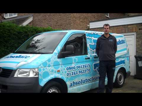 Absolute Cleaning Introduction (AbsoluteCleaning.co.uk)