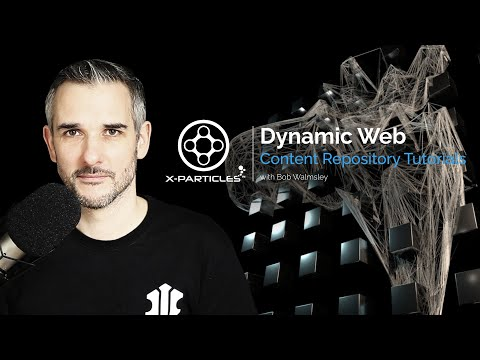Dynamic Web - Content Repository Tutorials 2019 thumbnail