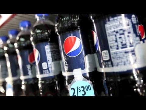 Pepsi pops, but soda sales sag