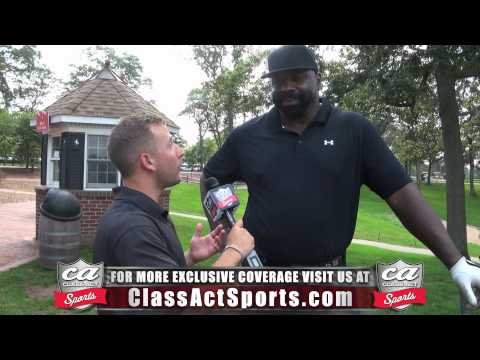"Ed ""Too Tall"" Jones Exclusive Interview w/ Jared Ginsberg of Class Act Sports"