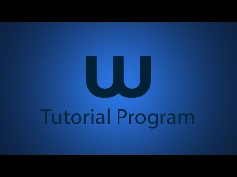 Wikia Tutorial Program: Ep 1 - Getting Started