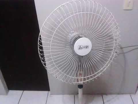 Ventilador Arge Max 2003