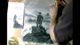 Caspar David Friedrich : drawing like the old masters (part 8 of 8)