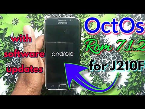 Samsung J210 Custom ROM Videos - Waoweo