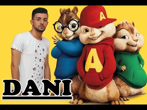 DANI/ДАНИ - Kralyat vliza (Alvin and the Chipmunks)