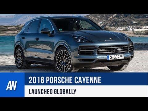 Auto News | 2018 Porsche Cayenne