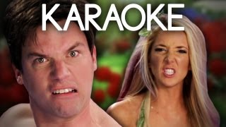[KARAOKE ♫] Adam vs Eve. Epic Rap Battles of History. [INSTRUMENTAL]