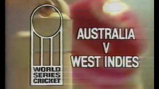 World Series Cricket - Super Test Intro from Channel Nine