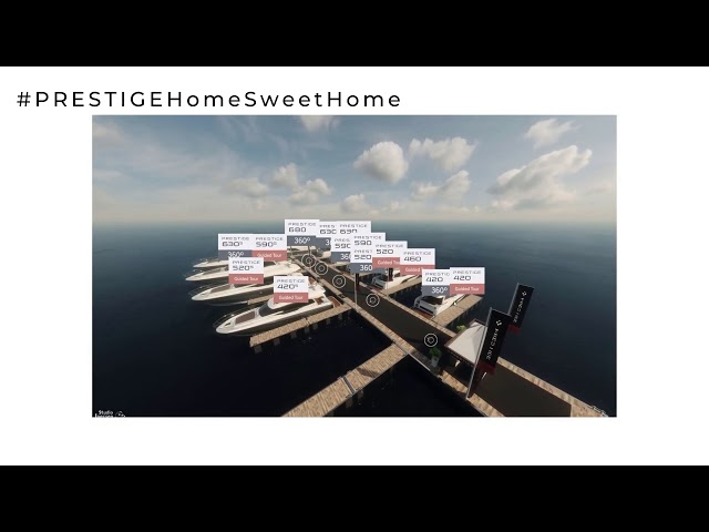 #PRESTIGEathome | Launching Our Virtual Boat Show!