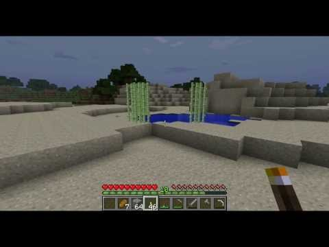 Minecraft: How to Make Paper and Books