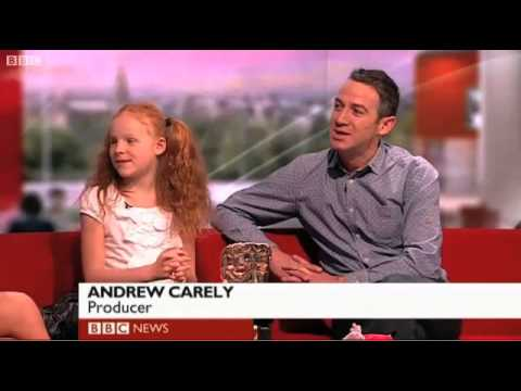 Harley Bird, Peppa Pig Interview On BBC Breakfast News