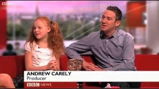 Harley Bird, Peppa Pig Interview On BBC Breakfast News