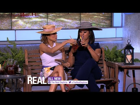 Monday on 'The Real': Erica Ash Joins Girl Chat