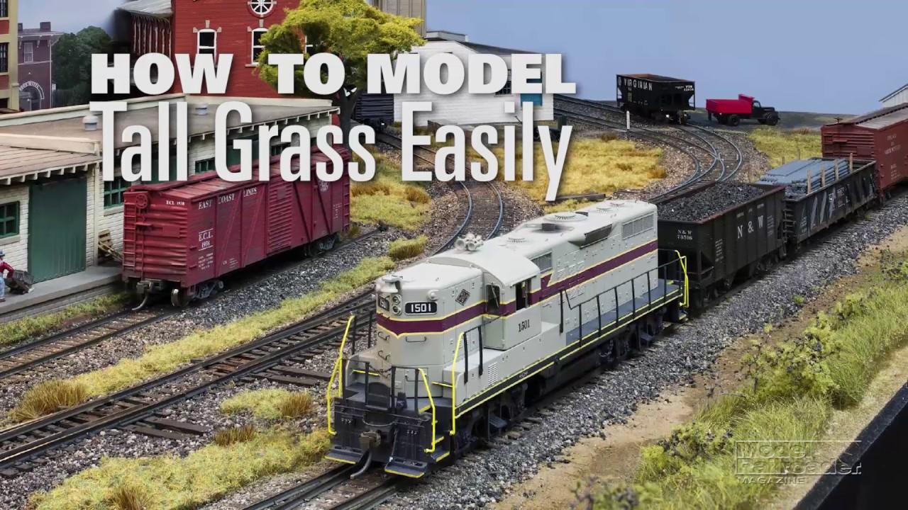 New model railroads and model trains in the February 2017 Model Railroader