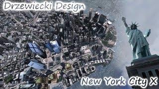 FSX | Drzewiecki Design New York City X