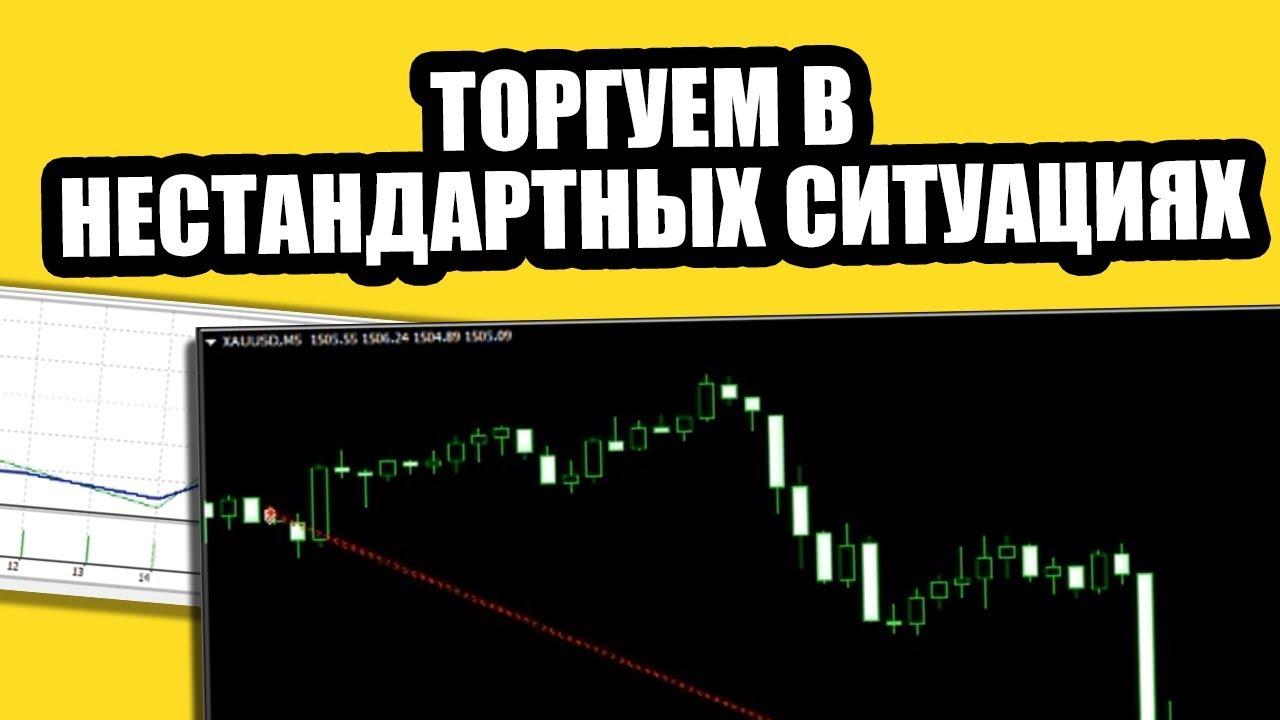 Интенсив Lite Юрия Антонова – торговля в сложных ситуациях