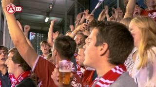 Fans met de trein naar Moeskroen