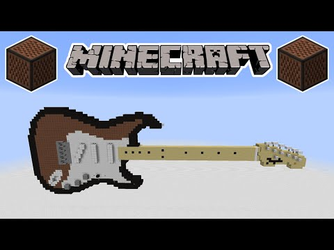 ♪ [FULL SONG] MINECRAFT Uptown Funk By Mark Ronson Ft. Bruno Mars In Note Blocks (Cover/Parody) ♪
