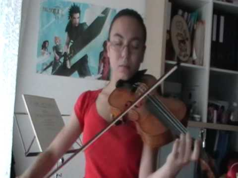 Delia Chan - One Piece - The Fight Continues - Shanks Theme 2 (Violin Cover)