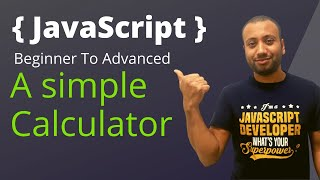 javascript bangla tutorial full course 9 : Make your own calculator