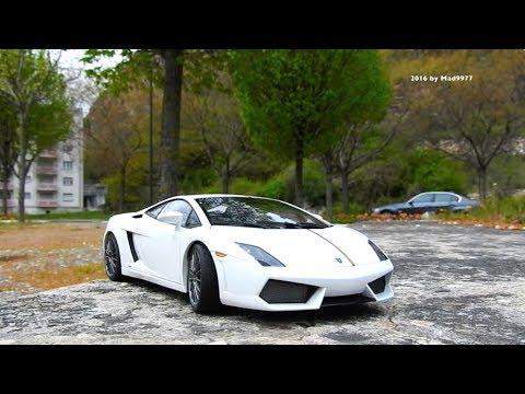 Lamborghini 2009 Gallardo Lp 550 2 Balboni Edition Youtube
