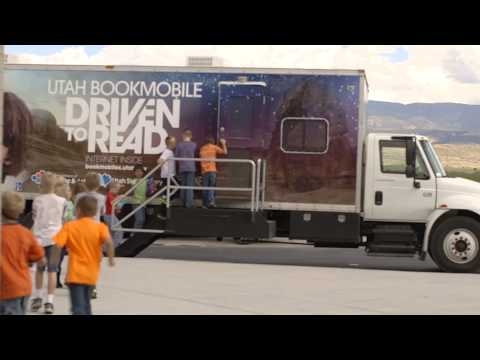 Utah Bookmobiles: They Bring the Library to You