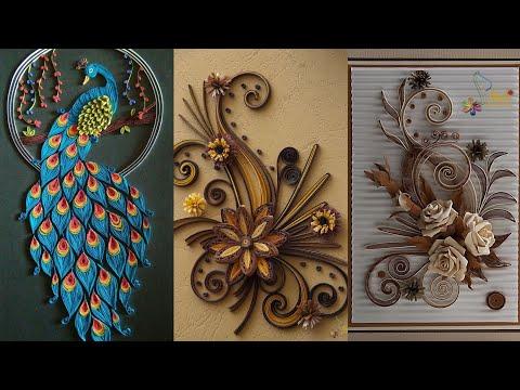 Quilling Paper Art New Amazing Ideas