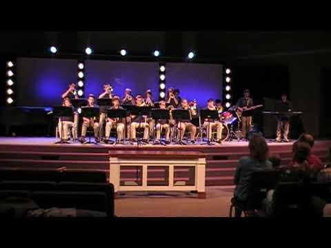 Providence Classical Christian Academy band concert 4-30-19 Rogers, Arkansas