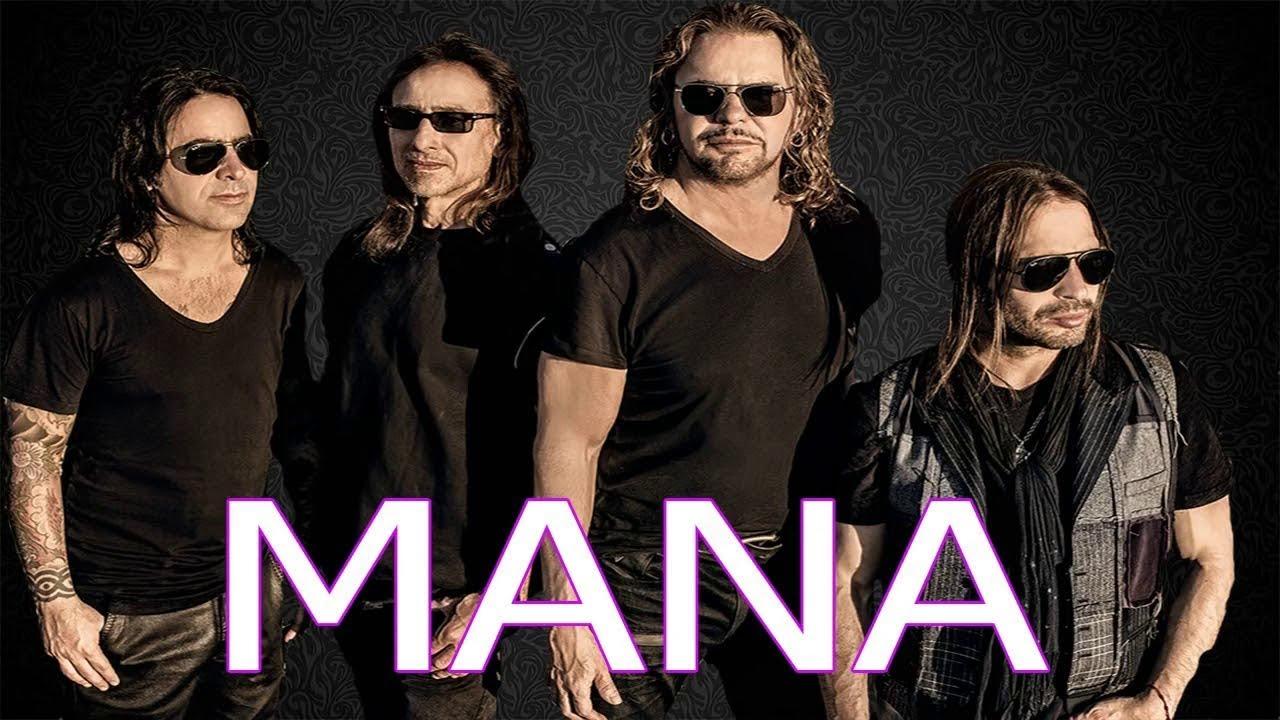 Mana éxitos Sus Mejores Canciones 30 Super éxitos Románticas Inolvidables Mix Youtube