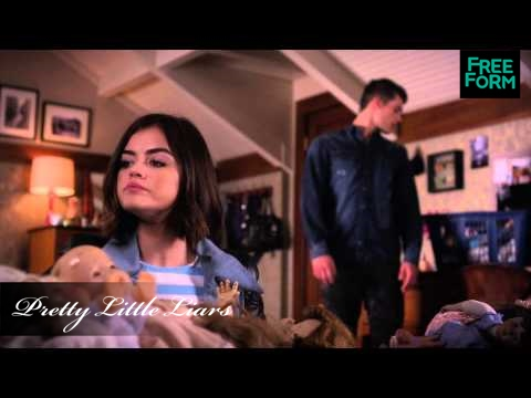 Pretty Little Liars | Season 6, Episode 7 Sneak Peek: Aria & Mike | Freeform