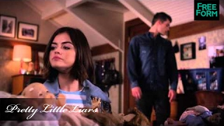 Pretty Little Liars - 6x07 | Sneak Peek: Aria & Mike | Tuesdays at 8pm|7c on ABC Family