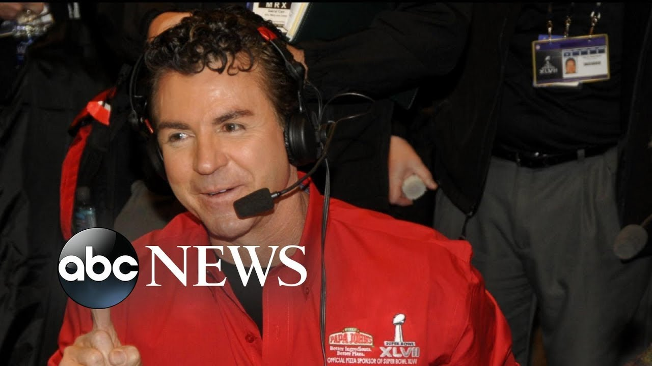 Ousted Papa John's CEO speaks for 1st time since stepping ...