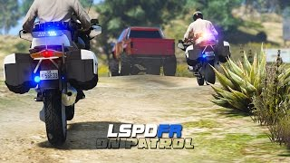 LSPDFR - Day 290 - 2014 SAHP BMW R1200RT
