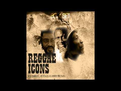 Reggae Icons Box Set - Roy Shirley, Alton Ellis & Barry Brown (Full Album)