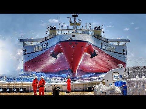 Die ungewöhnlichsten Schiffe der Welt