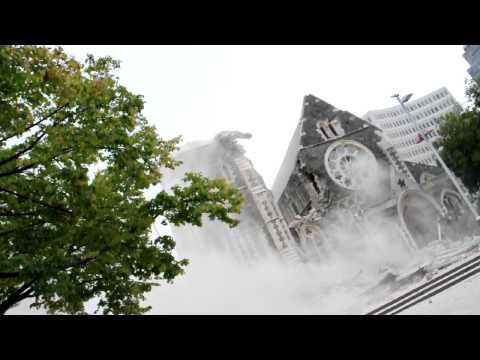 Christchurch Earthquake Aftershock - Live 2011/02/22