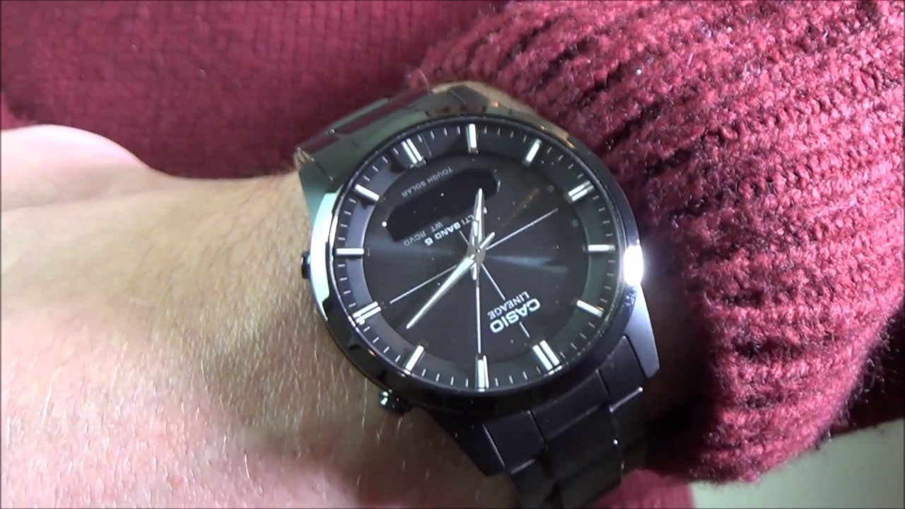 Casio 4230 LCW M170DB 1AER - YouTube bef2f2fcbb