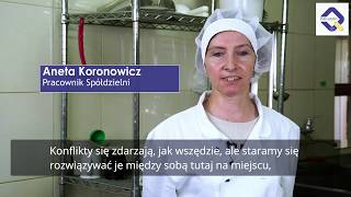 """Spółdzielnia Socjalna """"Kuźnia Talentów"""" - Znak Jakości Ekonomii Społecznej i Solidarnej"""