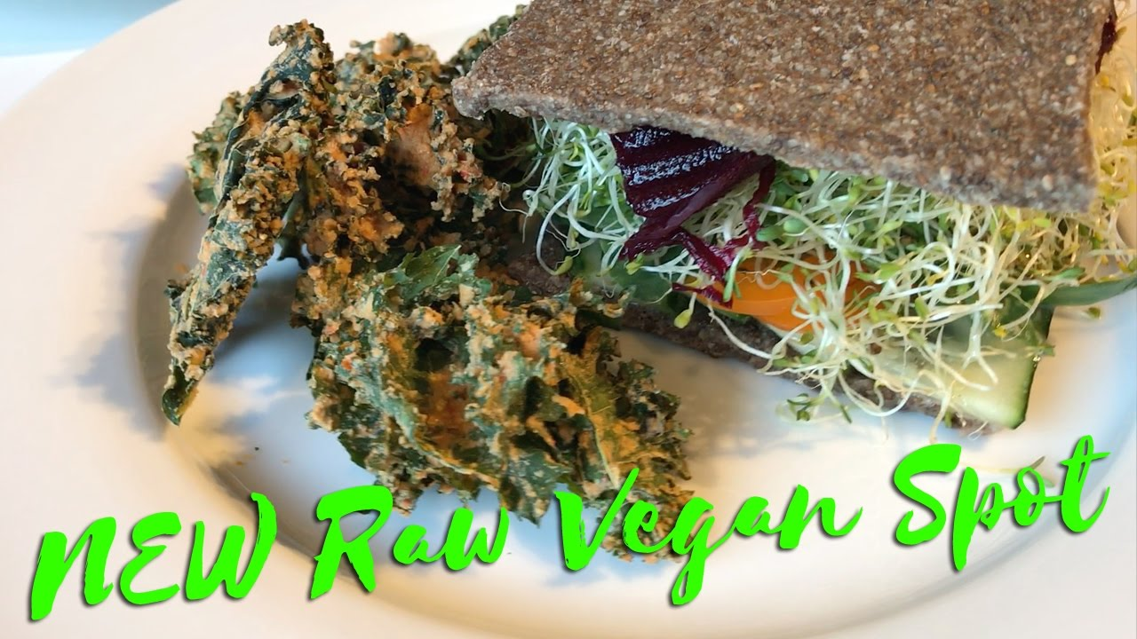 New Long Beach Raw Vegan Spot: Under The Sun