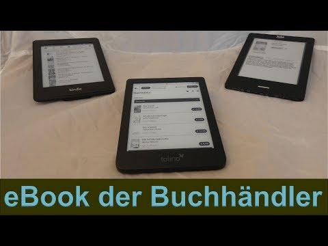 EBook Reader Des Buchhandels - HIZ205