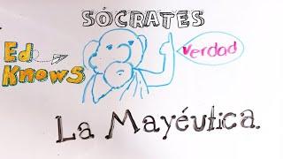 Sócrates y La Mayéutica (para niños)