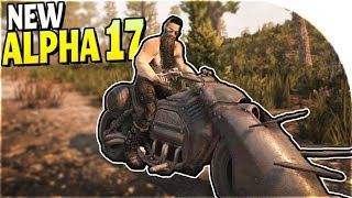 Скачать 7 DAYS TO DIE ALPHA 17 UPDATE It S MASSIVE 7 Days To Die Alpha 17 Gameplay Part 1