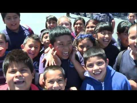 Farmers Field: 2000 Acts of Hope at Figueroa Street Elementary School